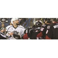 Ontario Reign Take on the Lake Erie Monsters