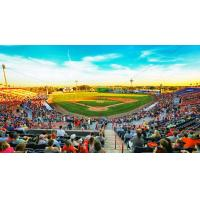 Space Coast Stadium, Home of the Brevard County Manatees