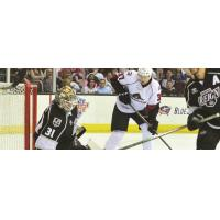 Ontario Reign Try to Fend off the Lake Erie Monsters