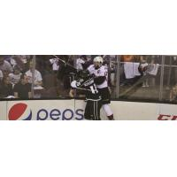 Ontario Reign Battle the Lake Erie Monsters