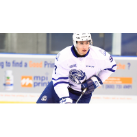 Michael McLeod of the Mississauga Steelheads
