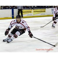 Adam Canepa of the Corpus Christi IceRays