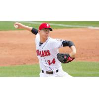 Indianapolis Indians Pitcher Chad Kuhl