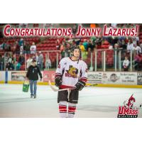 Wichita Falls Wildcats Right-Winger Jonny Lazarus