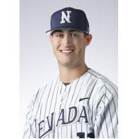 Wenatchee AppleSox Assistant Coach Kyle Hunt at the University of Nevada, Reno