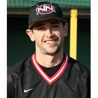 Wenatchee AppleSox Assistant Coach Colton Loomis at Northwest Nazarene