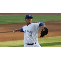 Dunedin Blue Jays Pitcher Francisco Rios
