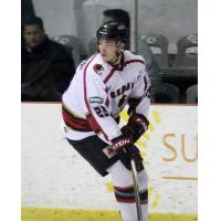 Cody Lichtenvoort of the Corpus Christi IceRays