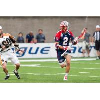 Justin Turri of the Boston Cannons