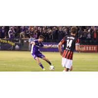 Louisville City FC Controls the Ball