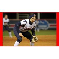Akron Racers Signee, Infielder Emily Messer with the University of South Alabama