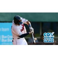 Chris Dominguez of the Pawtucket Red Sox