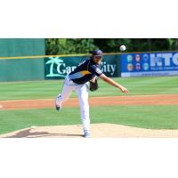 Myrtle Beach Pelicans Pitcher Zach Hedges