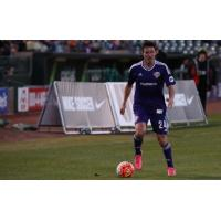 Louisville City FC Full Back Kyle Smith