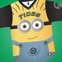 Norfolk Tides Minion Jersey