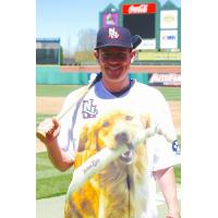New Hampshire Fisher Cats Ollie Jersey
