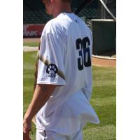 New Hampshire Fisher Cats Ollie Jersey (Side)