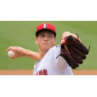 Indianapolis Indians Pitcher Tyler Glasnow