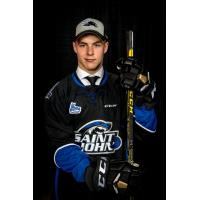 Saint John Sea Dogs Draftee Olivier Mathieu