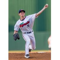 Fort Myers Miracle Pitcher Tyler Jay Delivers