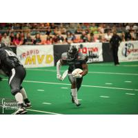 Emmanuel McPhearson of the Duke City Gladiators