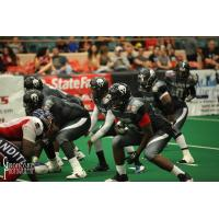 Duke City Gladiators Offensive Line