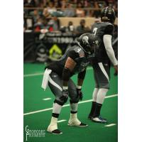 Landrick Brody of the Duke City Gladiators