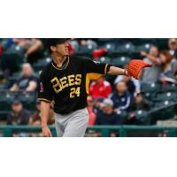 Salt Lake Bees Pitcher Tim Lincecum