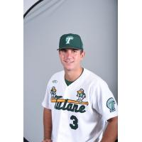 Rochester Honkers Pitcher Sam Bjorngjeld with Tulane