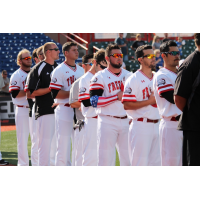 Florence Freedom during the National Anthem