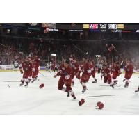 Allen Americans Celebrate Kelly Cup Title