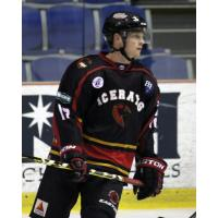 Brady Crabtree with the Corpus Christi IceRays