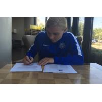 Goalkeeper Cat Parkhill Signs with FC Kansas City