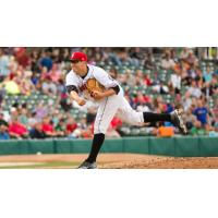 Indianapolis Indians Pitcher Frank Duncan