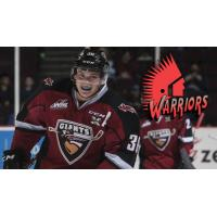 Dakota Odgers with the Vancouver Giants