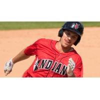 Adam Frazier of the Indianapolis Indians