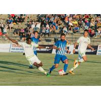 Orange County Blues in Action vs. Seattle Sounders FC 2