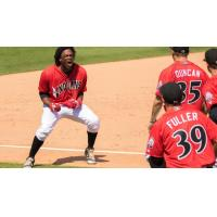 Josh Bell of the Indianapolis Indians