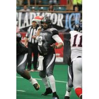 Duke City Gladiators QB Bryan Randall