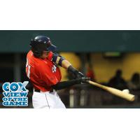 Chris Marrero of the Pawtucket Red Sox