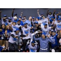 Columbus Lions Celebrate Championship Win in 2015