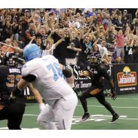 Arkeith Brown of the Arizona Rattlers