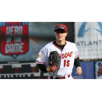 Austin Meadows with the Altoona Curve