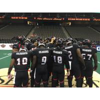 Orlando Predators in #OrlandoUnited Jerseys