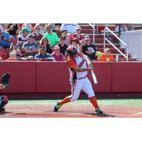 Taylor Edwards of the Chicago Bandits