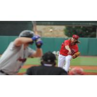 Louisville Bats Pitcher Stephen Johnson