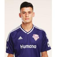 Louisville City FC Defender Enrique Montano