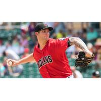 Indianapolis Indians Pitcher Trevor Williams