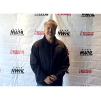 Buffalo Beauts Co-Coach Craig Muni