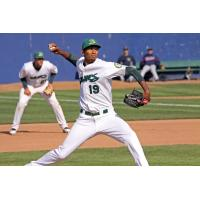 Former Beloit Snappers Pitcher Michael Ynoa